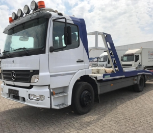 Mercedes-Benz Atego 1323 Autotransporter