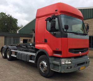 Renault Premium 400 Manual/6x2/Container NCH