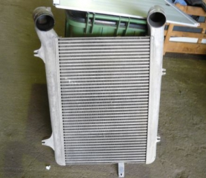 DAF XF 480 intercooler radiator