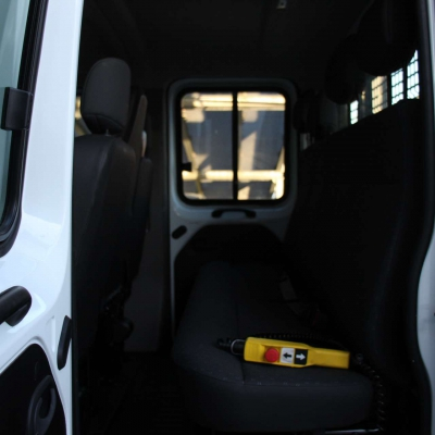 Opel Movano 2.3 CDTI  Pick-Up Kipper Dubbele Cabine